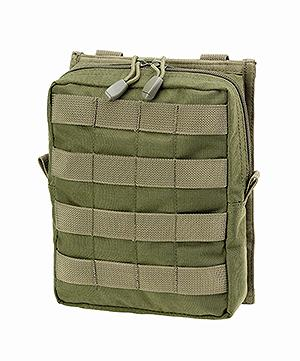 DEFCON 5 MOLLE LARGE UTILITY POUCH OD