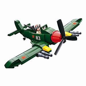 WWII Allied Ground-Attack Aircraft M38-B0683