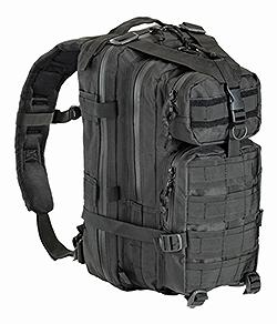 TACTICAL BACK PACK HYDRO COMPATIBILE BLACK