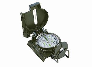 METAL MILITARY COMPASS