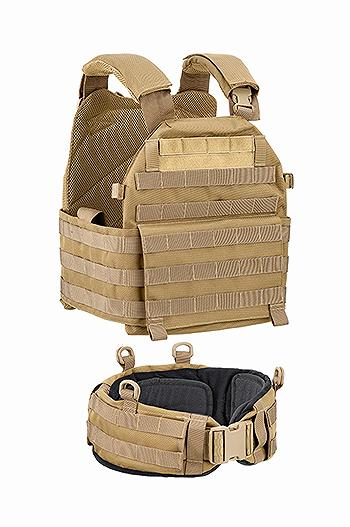 Defcon 5 Vest Carrier With Belt Ct Tactical Vests