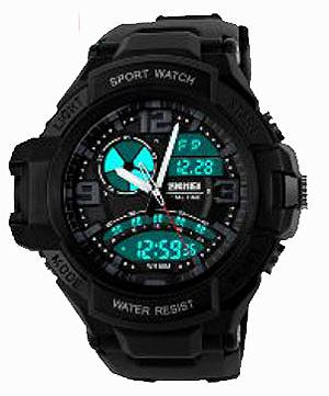 OROLOGIO FULL BLACK 2 A/D