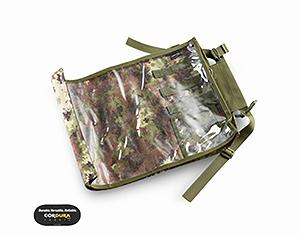 OPENLAND CORDURA MAP HOLDER ITALIAN CAMO