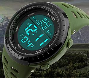 OROLOGIO OUTDOOR OD GREEN