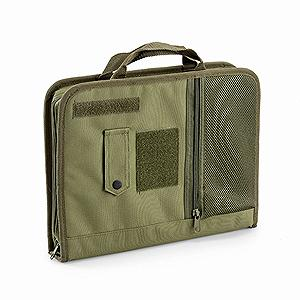 OPENLAND TACTICAL DOCUMENT BAG OD GREEN