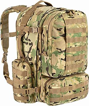 DEFCON 5 EXTREME MODULAR BACK PACK MULTICAMO