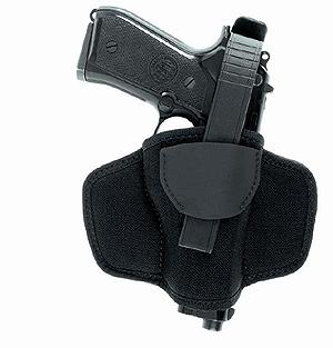 KING COBRA BELT HOLSTER MOD. HCD, WITH ADJUSTABLE CLOSURE