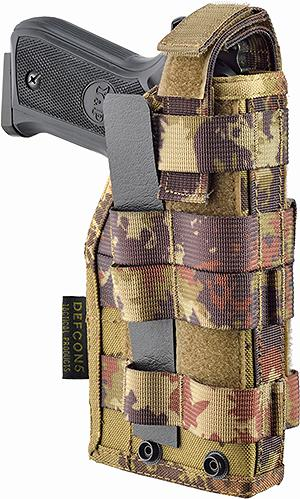 DEFCON 5 PLUS MOLLE PIS TOL HOLSTER VEGETATO ITALIANO