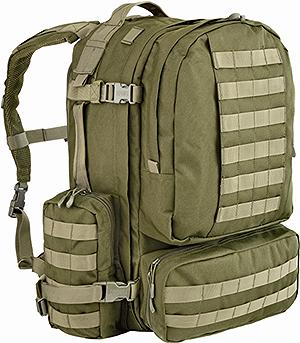 DEFCON 5 EXTREME MODULAR BACK PACK OD GREEN